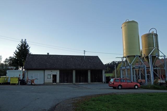 Bauhof  im Ortsteil Aichhalden