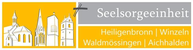 Logo der kath. Seelsorgeeinheit Heiligenbronn, Aichhalden und Winzeln