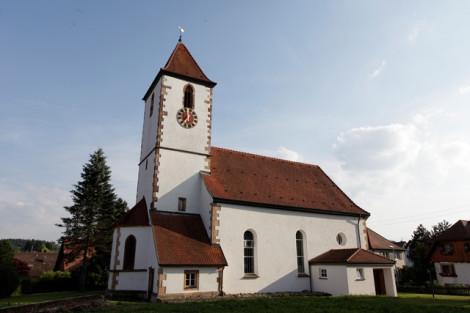 Evangelische Kirche in Rötenberg