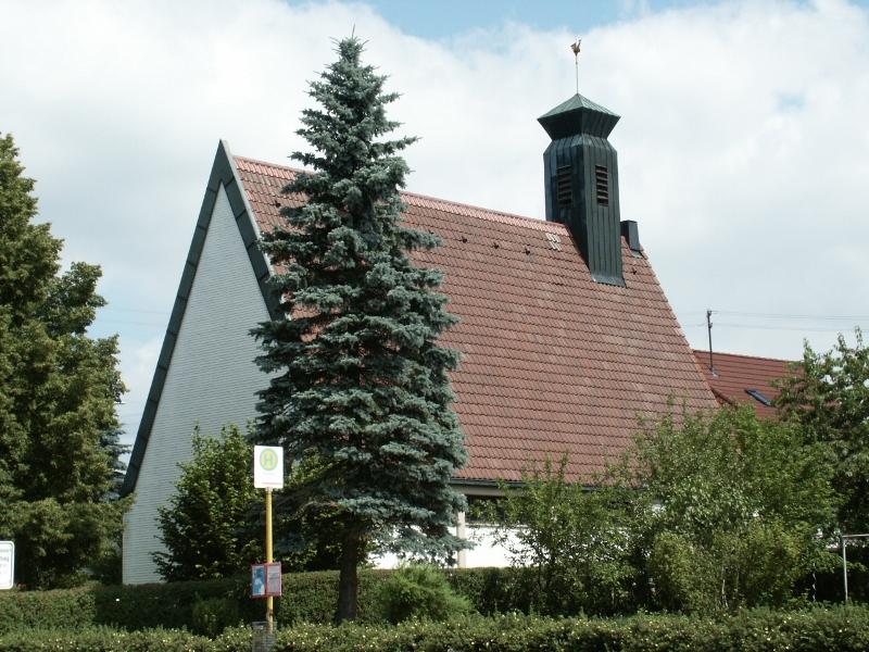 ev. Kirche im Ortsteil Aichhalden