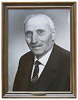 Altbürgermeister Alfons Ginter