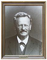 Oberlehrer Johannes Ott