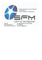 SFM-GbR