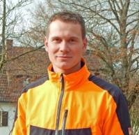 Klärwärter Roman Butz
