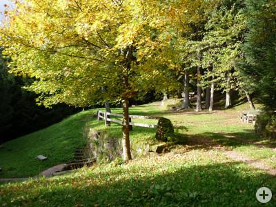 Haselbrunnen des Schwarzwaldvereins