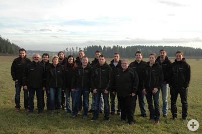 Das Hess-Team