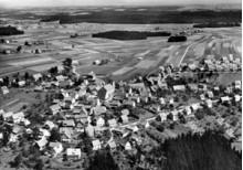 Aichhalden um 1960