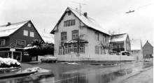 Standort der heutigen Raiffeisenbank