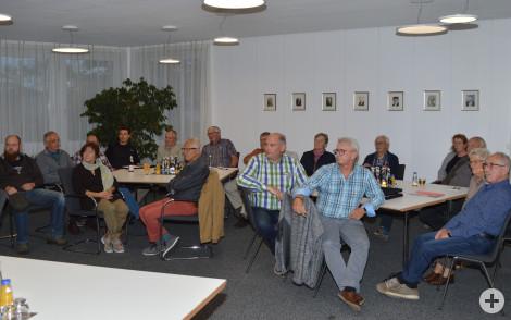 """Interessensgruppe des Fokusprojektes """"Rathausvorplatz Aichhalden"""""""
