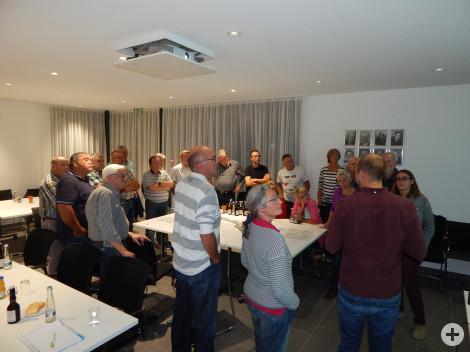 "Interessensgruppe des Fokusprojektes ""Gestaltung Rötenbach"""