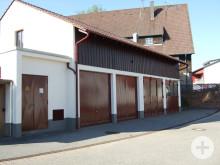 Bauhof im Ortsteil Rötenberg