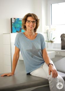 Inhaberin Claudia Baumgartner