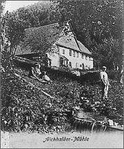 Aichhalder Mühle