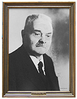 Gemeindepfleger Johannes Summ